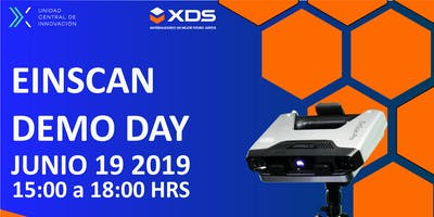 Einscan Demo Day