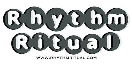 Rhythm Ritual - July tickets