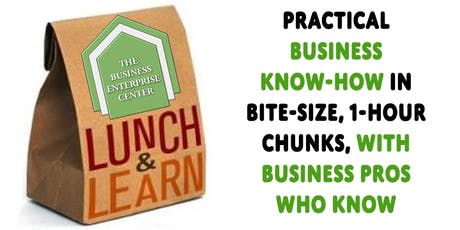 Lunch-n-Learn tickets