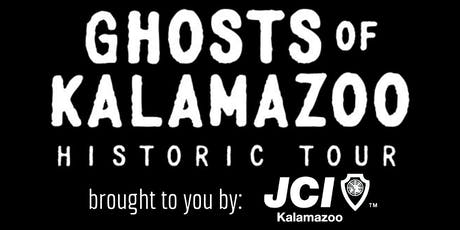 Ghosts of Kalamazoo Historic Tours - Summer Tour tickets