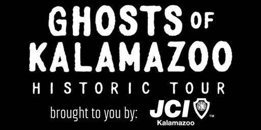 Ghosts of Kalamazoo Historic Tours - Summer Tour
