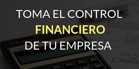 Seminario: Finanzas para Empresarios boletos