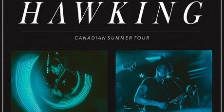 Hawking + invités au Piranha Bar tickets