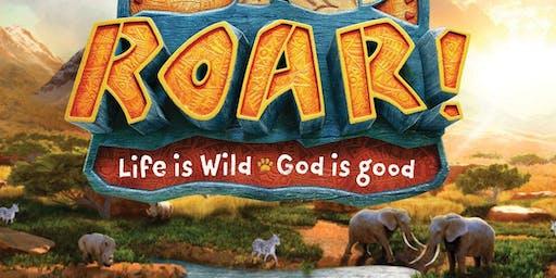 "New Hope  Vacation Bible School ""ROAR"" 2019"