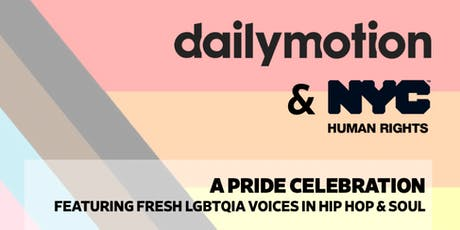 Dailymotion x NYC Commission on Human Rights: Pride Celebration  tickets