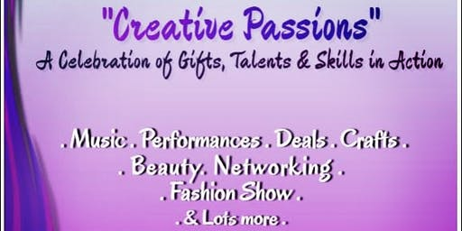 """Creative Passions"" Showcase"