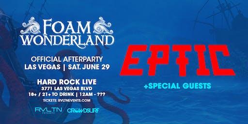RVLTN Presents: Foam Wonderland AFTER PARTY  (18+)