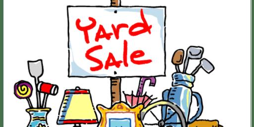 2019 Fallstaff Improvement Association Community Yard Sale