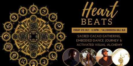 HEART BEATS - Ecstatic Dance & Sacred Cacao Ceremony  tickets