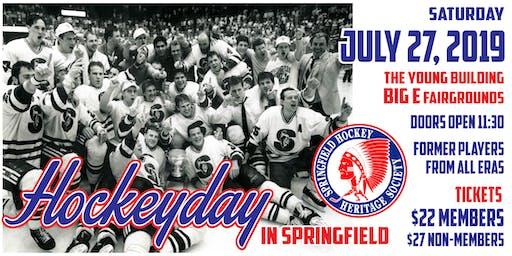 Hockeyday in Springfield 2019