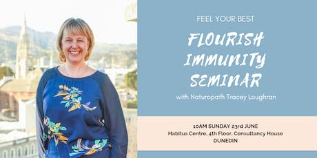 Flourish Immunity Seminar tickets