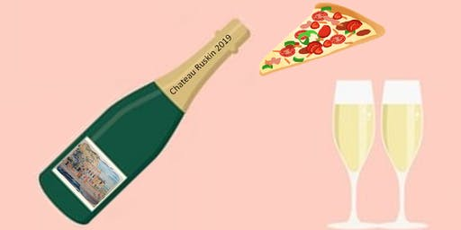 Pizza & Prosecco at Ruskin House