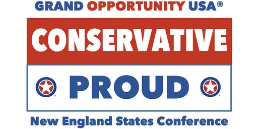 GOUSA's #ConservativeProud New England States Conference