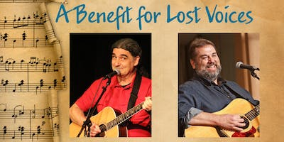 Don White and Matt Watroba Concert for Lost Voices
