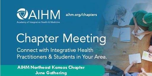 AIHM Northeast Kansas Chapter June Gathering