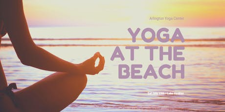 Yoga at the Beach  tickets