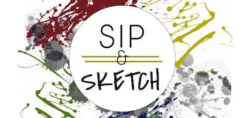 DCNOMA Sip N Sketch tickets
