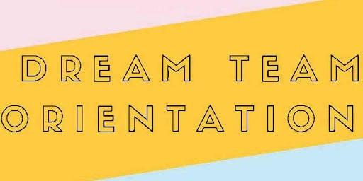 NSJ echoKIDS Dream Team Orientation
