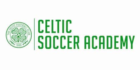 Celtic Soccer Camp @ Newington College  tickets