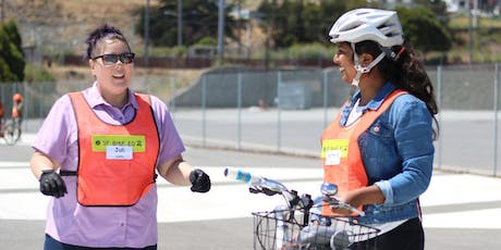 SF Bicycle Coalition Smart City Cycling 2: Maneuvering  tickets