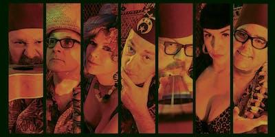 "Michele Rundgren's Tiki Rock Band ""Intoxicats"". A Benefit for KKCR."