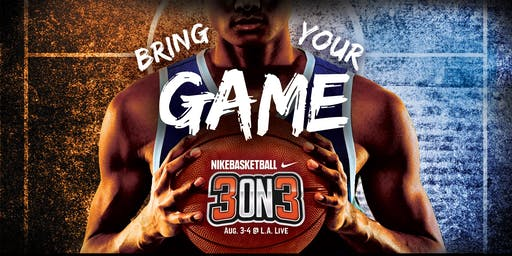 Nike Basketball 3ON3 Tournament
