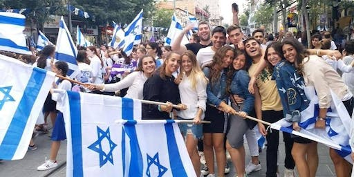 American Israel Gap Year Fair 2019