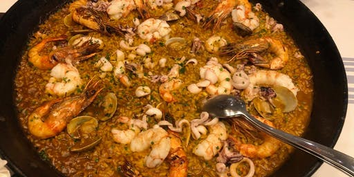 Paella Party 2019 at Leisure Street Winery