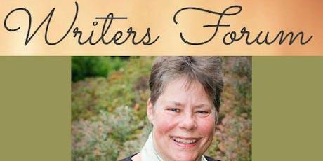WRITERS FORUM: SUSAN TILLETT tickets