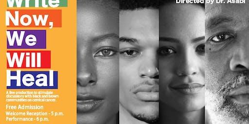 The NCCU-Duke Partnership Presents: Write Now We Will Heal