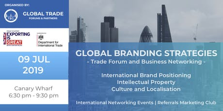 Global Branding Strategies tickets