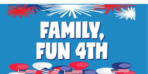 Family Fun 4th at the Fairgrounds