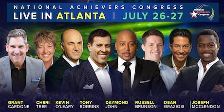 #NACTOUR 2019 ATLANTA with Tony Robbins, Daymond John & Kevin O'Leary tickets