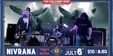Nivrana - Tribute to Nirvana tickets