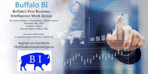 Buffalo Business Intelligence (BI) Work Group