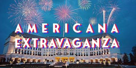 Nemacolin's Americana Extravaganza tickets
