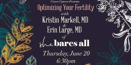 Optimizing Your Fertility tickets