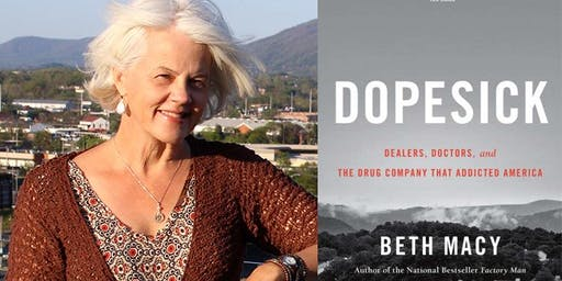 FREE EVENT WITH BETH MACY