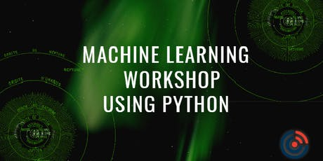 Machine Learning Workshop Using Python   tickets