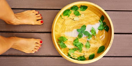 SpOIL Yourself- Foot Detox and Sole Lov'n tickets