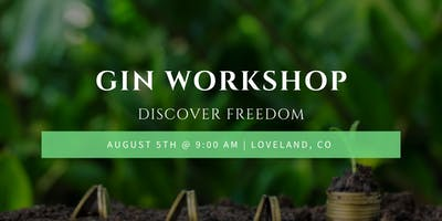 GIN Workshop - Loveland, CO
