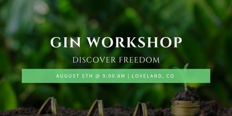 GIN Workshop - Loveland, CO tickets