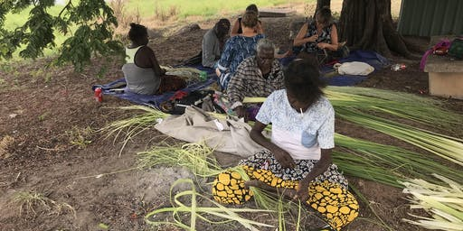 Weaving and culture journey to Arnhem Land August 2019