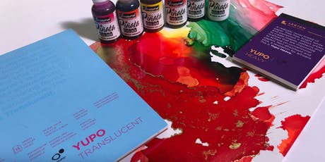 Experimenting with Watercolor and Inks on Yupo Paper: FREE Hands-On Demo tickets