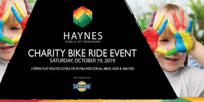 Haynes Family of Programs Charity Bike Ride