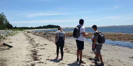Discover McNabs Island: Heritage Tour July 28 2019 - 9:30 AM departure tickets