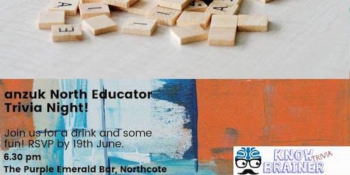 North Educator Event - Trivia