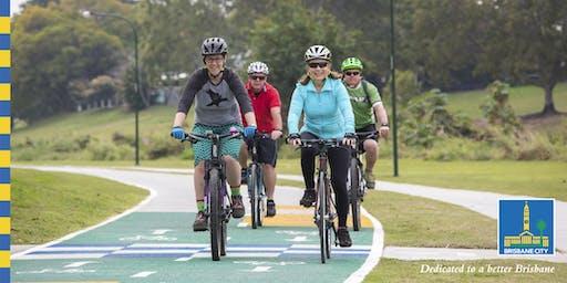 Get fit, have fun - ride a bike
