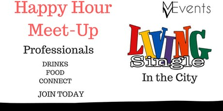 Living Single In the City (Happy Hour Meet-up) tickets