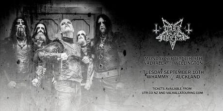 Dark Funeral NZ Tour - Wgtn tickets